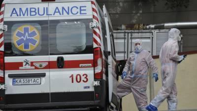 На Украине выявили 3833 новых случая коронавируса за сутки