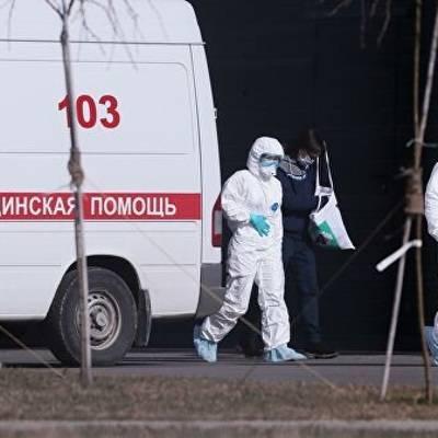 В России за сутки зарегистрировано 8 135 новых случаев covid-19