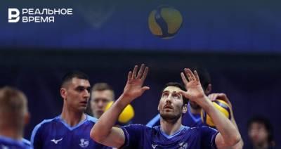 Финал Кубка России по волейболу среди мужчин пройдет в Санкт-Петербурге
