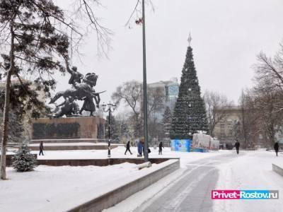 Аномальную зиму обещают синоптики на юге России