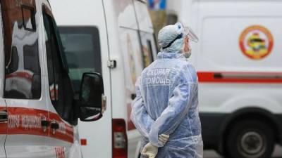 На выплаты борющимся с пандемией медикам в сентябре выделят 18 млрд рублей
