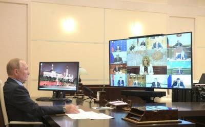 Путин с понимаем относится к россиянам, которым надоели меры по борьбе с COVID-19