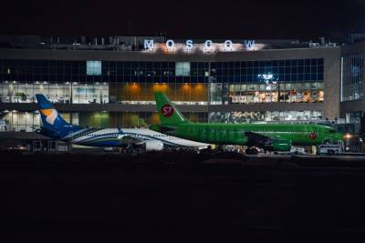 25 авиарейсов задержали и отменили в Москве
