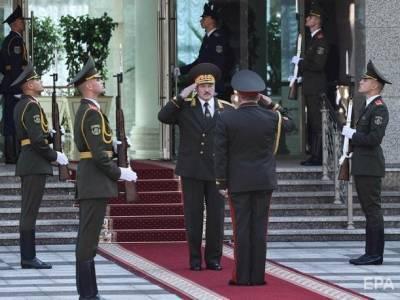 Кулеба заявил, что с ноября Киев будет называть нынешнего президента Беларуси просто Лукашенко