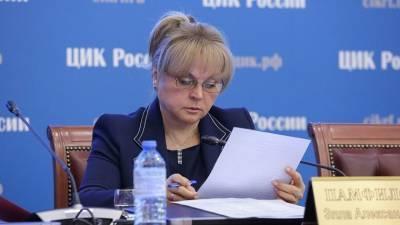 «Выборы сорваны, мы не можем бездействовать»: Памфилова призвала членов избиркома Петербурга сложить полномочия