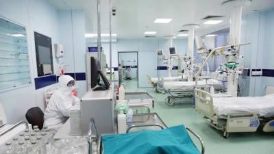 За сутки в России ещё 5379 пациентов вылечились от коронавируса