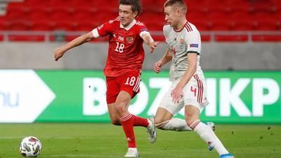 Быстров назвал нервной концовку матча сборной России с Венгрией