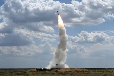 Массированный ракетно-авиационный удар условного противника отразили войска ПВО на учениях на юге России