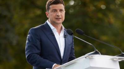 """""""Некоторые вещи не обсуждаем со СМИ"""": Зеленский объяснил отсутствие заявлений от ОПГ по обстрелам на Донбассе"""