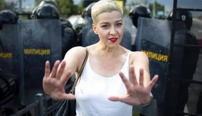 Порвала паспорт и вышла в окно: оппозиционеры рассказали, как Колесникову пытались выдворить из Беларуси