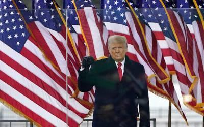 Еврейские организации США отвернулись от Трампа после штурма Капитолия