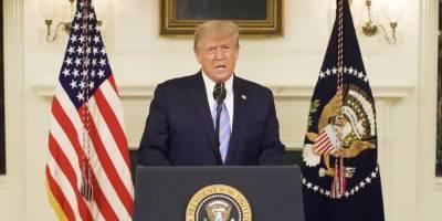 Трамп анонсировал заявление по итогам блокировки своих страниц в соцсетях