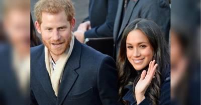 Меган Маркл и принц Гарри вернутся в Британию на семейное торжество