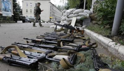 НМ ДНР: Украинские боевики продают боеприпасы