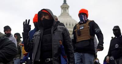 Штурм Капитолия в США: арестованы еще двое фанатов Трампа