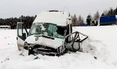 В больнице скончалась еще одна жертва аварии с автобусами в Башкирии