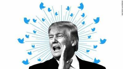 В Евросоюзе осудили администрацию Twitter за блок аккаунта Трампа