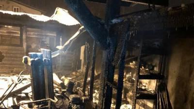 Еще одно уголовное дело возбудили после пожара в доме престарелых под Тюменью