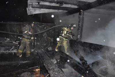 СК возбудил еще одно уголовное дело после пожара в пансионате в Тюмени