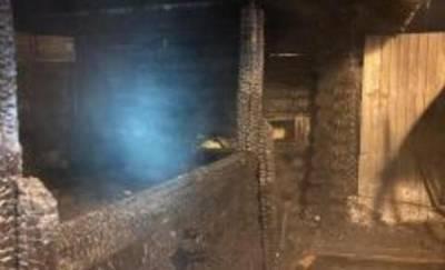 Тюменские следователи возбудили еще одно уголовное дело в связи с пожаром в частном пансионате, в котором погибли люди