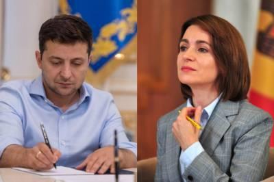 Журналистов не пустят в Зеленский и Санду из-за локдауна