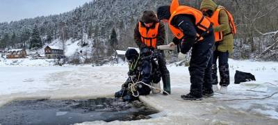 Водолазы-добровольцы предпримут еще одну попытку найти потерявшегося в Карелии 6-летнего ребенка