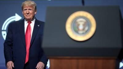 Досрочному «уходу» Трампа с поста президента США нашлось объяснение
