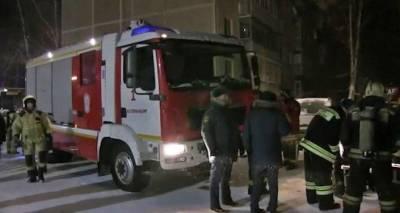 Трагедия в Екатеринбурге: пожар унес жизни восьми человек. Видео с места событий