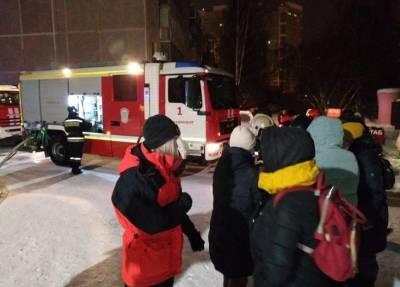 Пожар в Екатеринбурге унес жизни 8 человек, в том числе ребенка