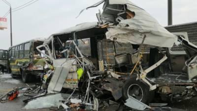 Юрист озвучил причины смертельного ДТП с военными автобусами в Подмосковье