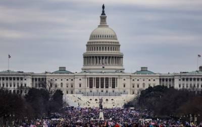 Беспорядки в США: на найденных возле Капитолия бомбах были таймеры