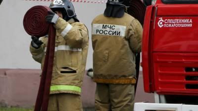 В Ростове-на-Дону произошел пожар в многоквартирном доме