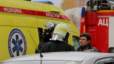 В Новосибирской области при пожаре в жилом доме пострадали шесть человек