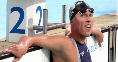 Олимпийский чемпион по плаванию был замечен среди участников штурма Капитолия (фото)
