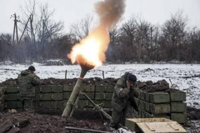 Террористы «ДНР» под Донецком применили тяжелое вооружение