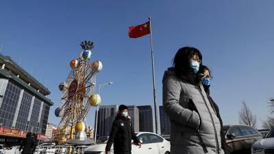 В Китае заявили об увеличении заразности новых штаммов COVID-19