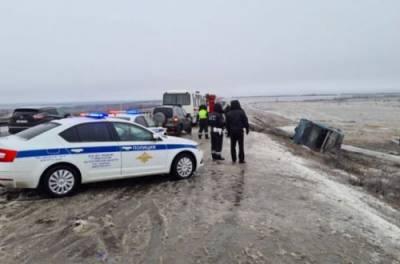 МИД проверяет, есть ли украинцы среди жертв смертельного ДТП в России