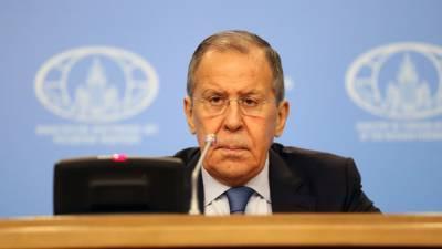 Лавров обсудил с главой МИД Армении реализацию договоренностей по НКР