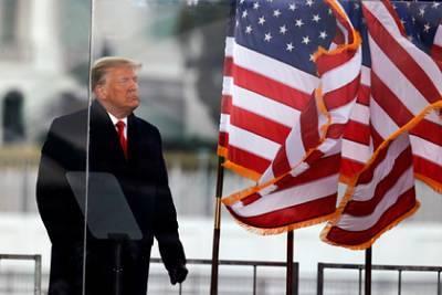 В Конгрессе начали обсуждать импичмент Трампа