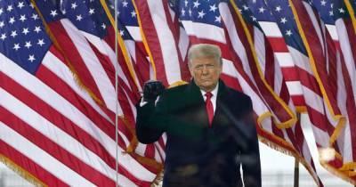 Палата представителей Конгресса США начала рассматривать импичмент Трампа
