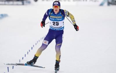 Йоханнес Бе выиграл спринт в Оберхофе, Пидручный - в топ-10