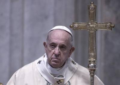 Журналисты сообщают, что Папа Римский Франциск вакцинировался от COVID-19