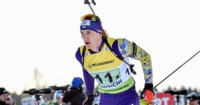 Пидручный снова влетел в ТОП-7 Кубка мира по биатлону: прогресс налицо