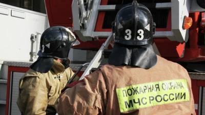 В Омске ликвидировали возгорание в больнице