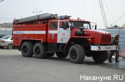 В Омске из-за пожара эвакуировали 150 пациентов больницы