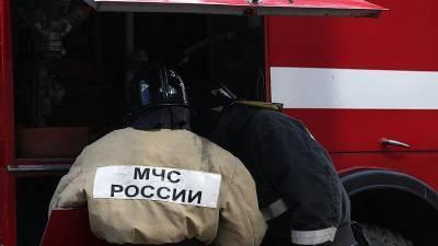 Пациенты больницы в Омске вернулись в здание после ликвидации пожара