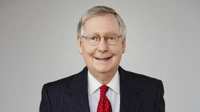 Сенатор США Макконнелл отказался от объявления импичмента Трампу