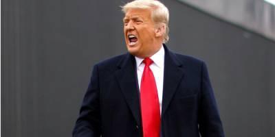 «Снизить градус напряженности». Трамп призвал отказаться от насилия