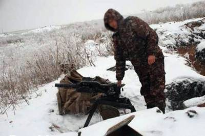Террористы «ДНР» дважды атаковали позиции ВСУ под Донецком