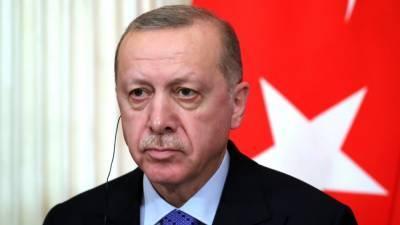 Эрдоган привился китайской вакциной от коронавируса